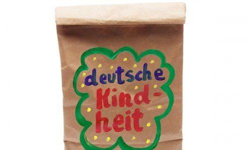 Eine Tüte deutsche Kindheit zum Verschenken