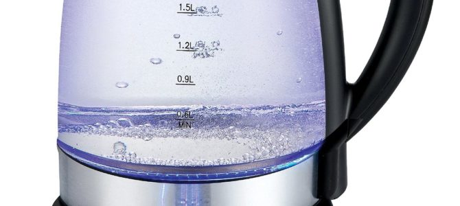 Premium Wasserkocher mit Temperaturwahl
