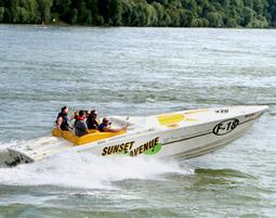 Speedboot fahren (60 Min.)
