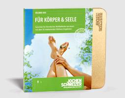 Erlebnis-Box 'Fuer Koerper & Seele'