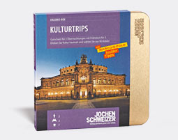 Erlebnis-Box 'Kulturtrips fuer 2'