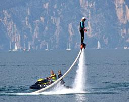 Flyboarding & Hoverboarding fuer Einsteiger