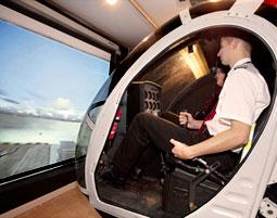 Hubschrauber Simulator Hamburg