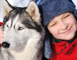 Junior Musher Tag