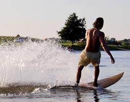 Jet Surfen in Roermond
