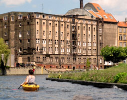 Kajak-Tour durch Berlin fuer 2