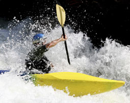 Kajak Abenteuer Wochenende im Mangfalltal