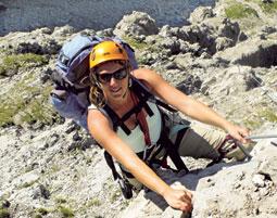 Bergwandern mit Einsteiger-Klettersteig in Fuessen