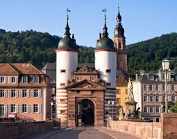Kulinarische Stadtfuehrung durch Heidelberg