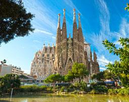 Kurztrip Barcelona fuer 2 (4 Tage)