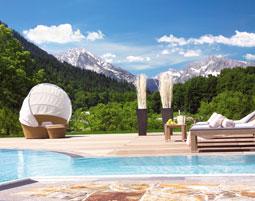 Luxus-Kurzurlaub in Berchtesgaden fuer 2