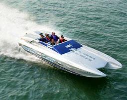Speedboot fahren (30 Min.)