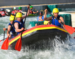 Speedrafting Wien