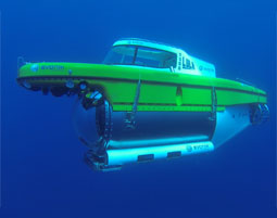 Tiefsee Expedition auf 1.000 Meter im Atlantik
