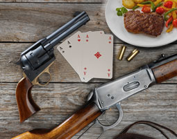 Western-Krimi & Dinner