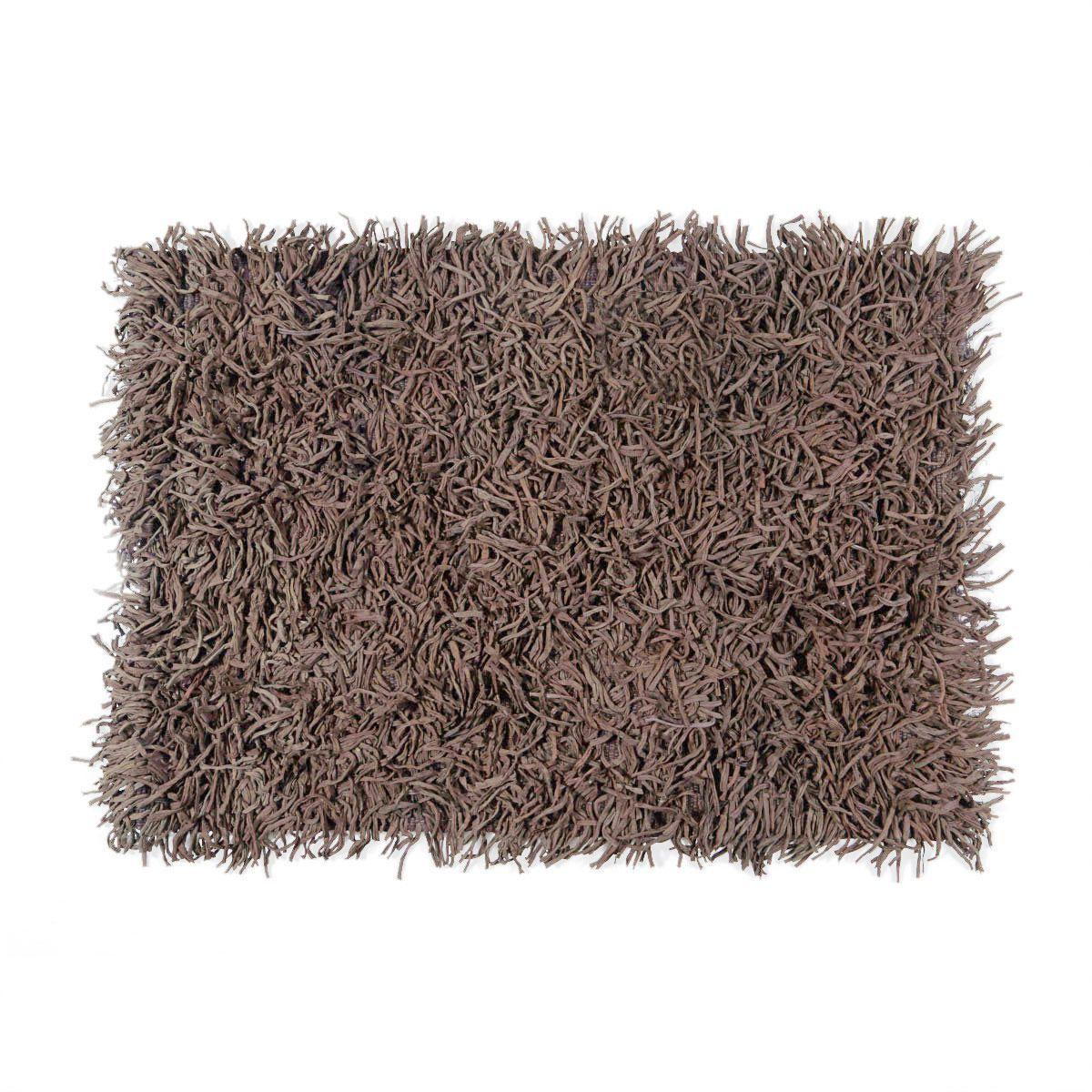 Teppich, Zottel, Baumwolle, Viskose  einfachgeschenke