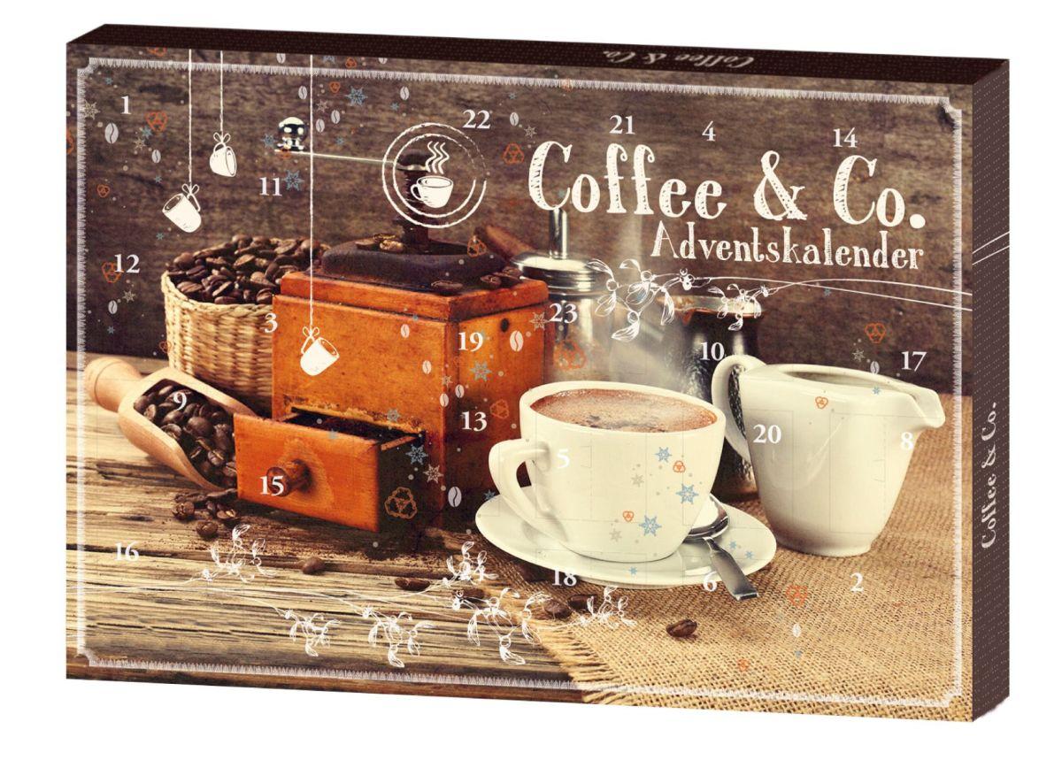 adventskalender coffee co einfach geschenke. Black Bedroom Furniture Sets. Home Design Ideas