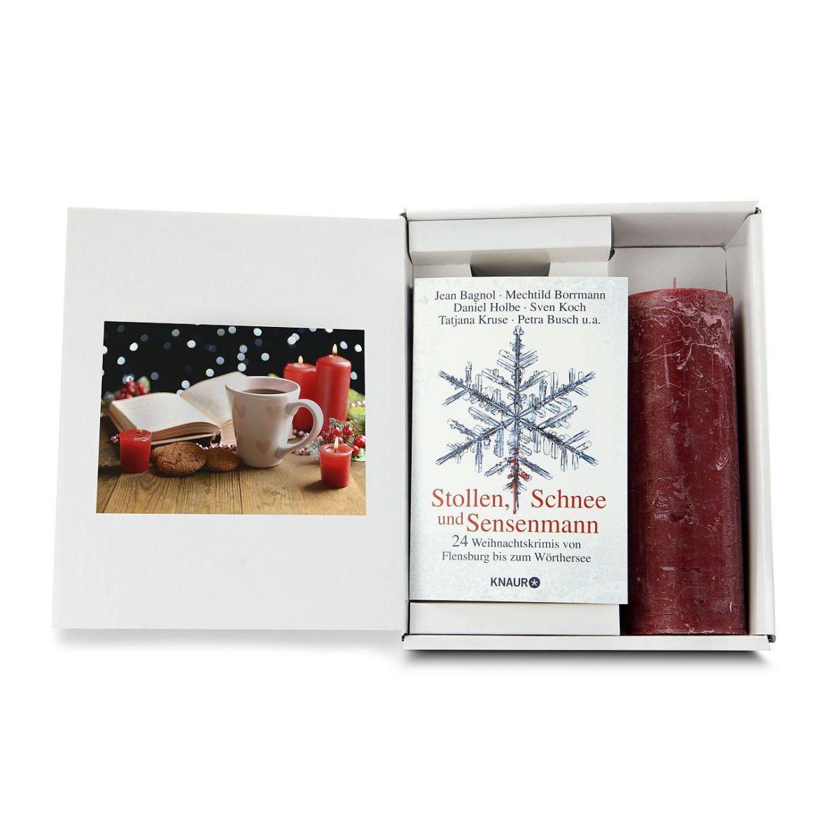 Verzauberkunst Einfallsreiche Geschenke Dekoration Von Geschenk-set Weihnachtskrimis