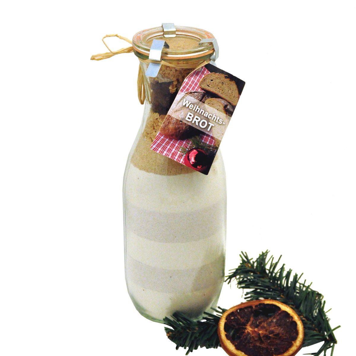 Geschenk-Set Weihnachtsbrot - einfach-geschenke-finden.de