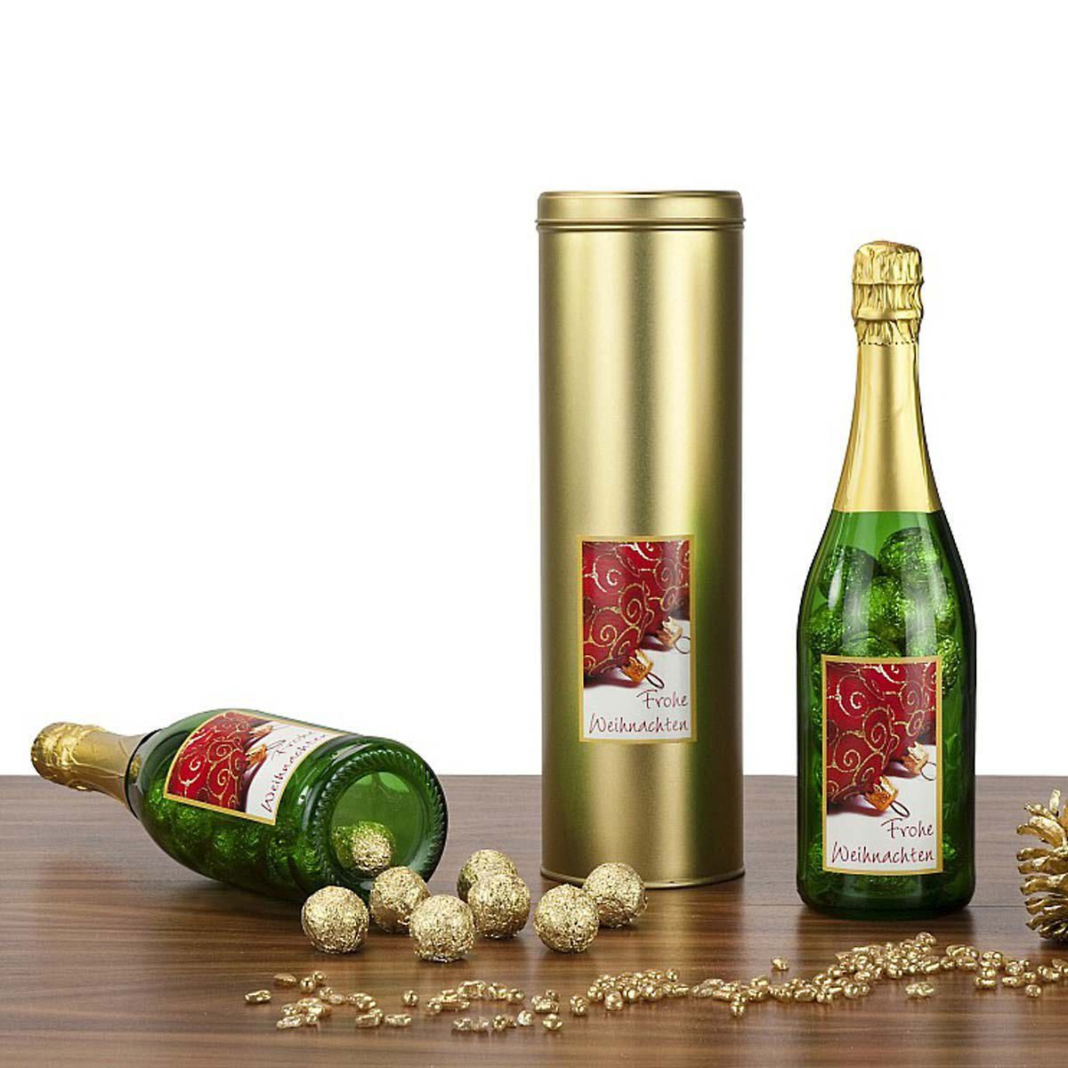 Geschenk-Set Goldene Trüffel, 20 Champagnertrüffel - einfach ...