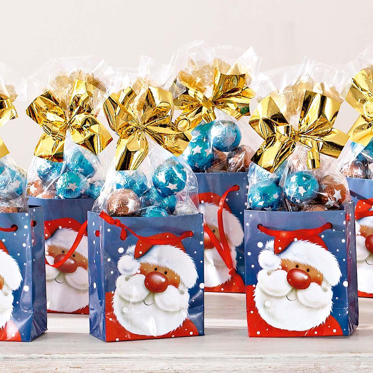 mini weihnachtst ten set 10 tlg je ca l7xb4xh8 cm je 50g schokolade einfach geschenke. Black Bedroom Furniture Sets. Home Design Ideas