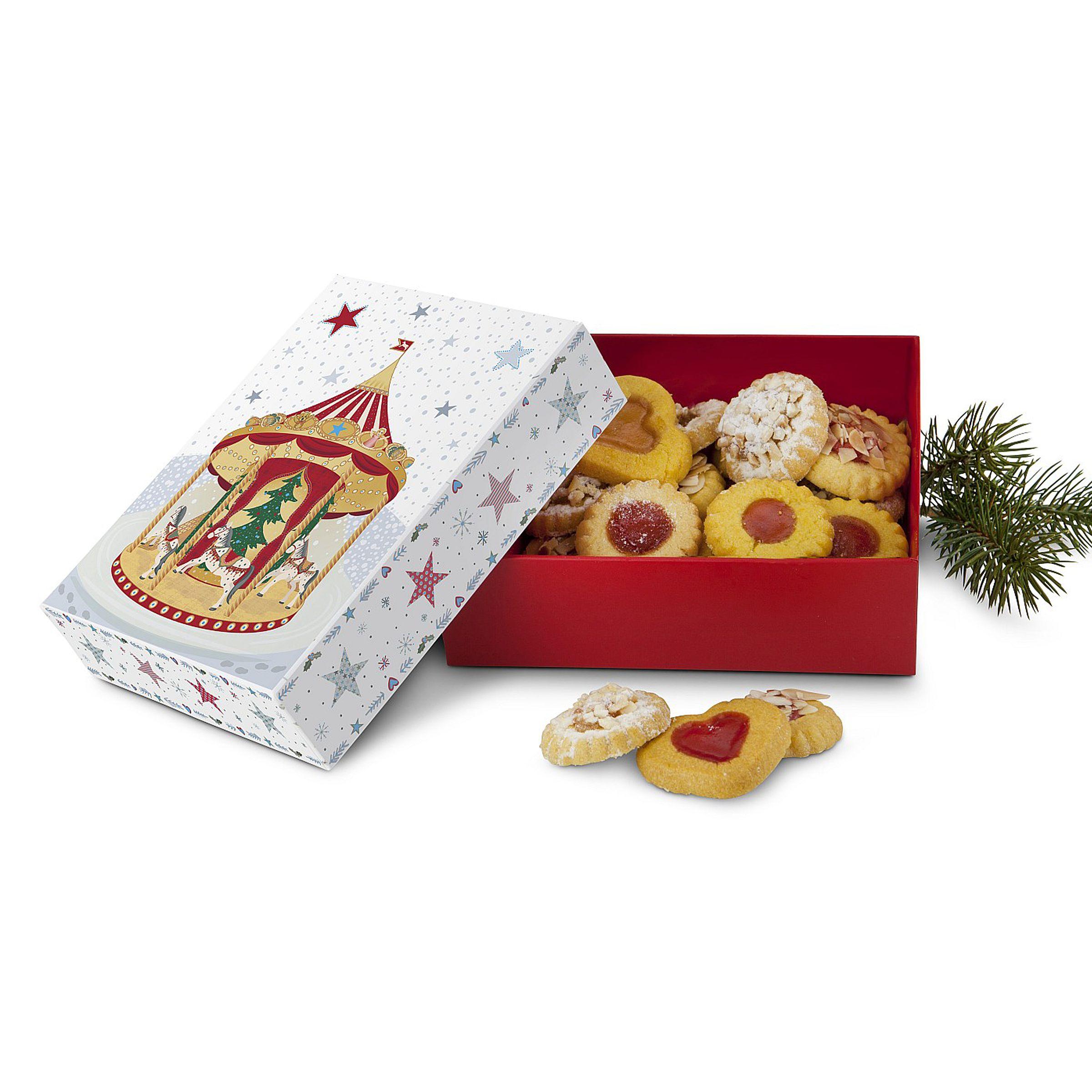 Verführerisch Einfallsreiche Geschenke Beste Wahl Confiserie-gebäckmischung Weihnachtsgebäck