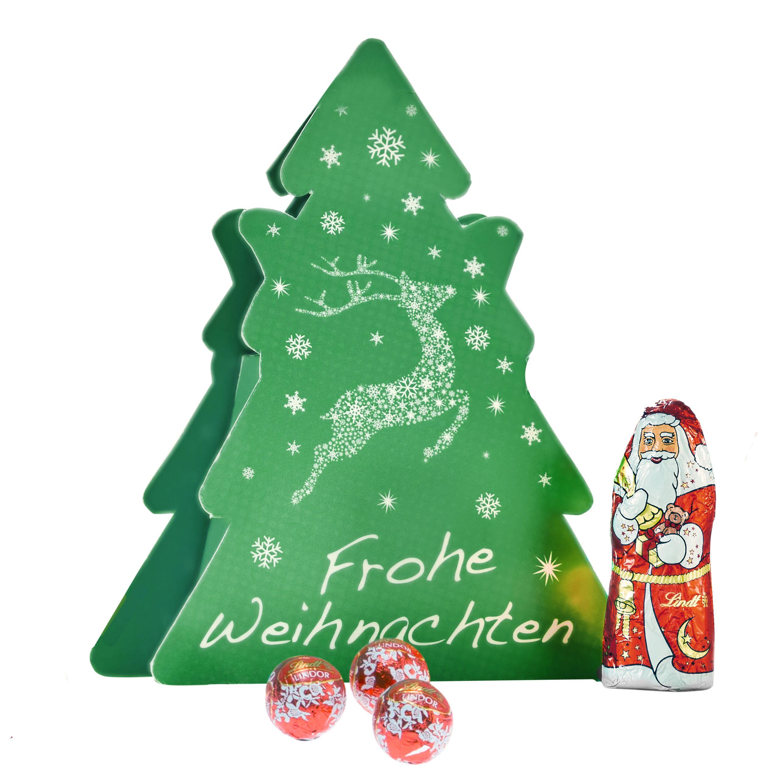 Standbeutel-Set, 5-tlg. Weihnachten - einfach-geschenke-finden.de