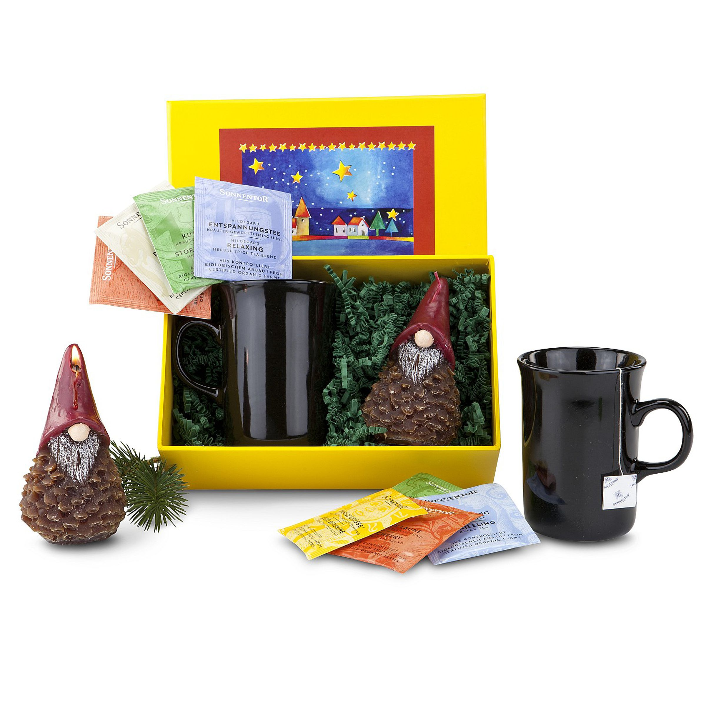 Wunderbar Einfallsreiche Geschenke Dekoration Von Teebecher